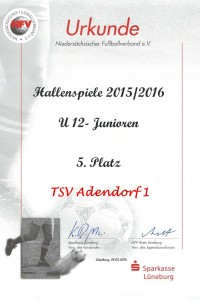 Kreismeister 2016-2