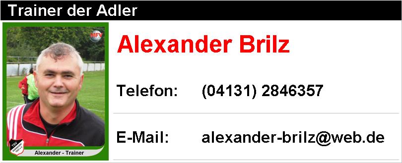 Trainer Alexander