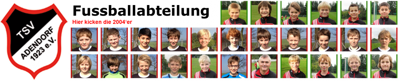 Fussballabteilung TSV Adendorf